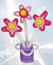 זר פרחים סמיילי